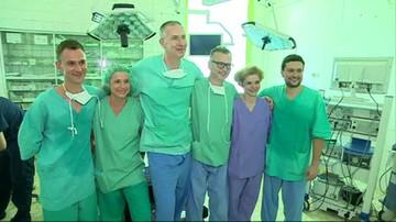 Operacja w łonie matki