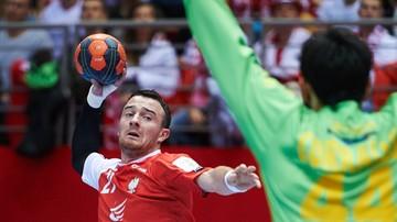 2015-11-08 Polska - Hiszpania 20:23. Skrót finału