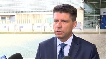 """15-06-2016 18:17 """"Opinia KE nie jest tajna"""". Petru apeluje, by rząd ujawnił dokument Komisji"""