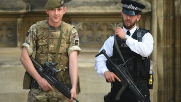 26-05-2017 06:21 Aresztowano kolejną osobę w związku z zamachem w Manchesterze