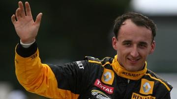 2017-08-01 Kubica gotowy na jeden z najważniejszych testów w karierze