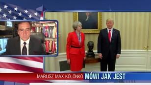 Mariusz Max Kolonko - Trump woli Polskę od Wielkiej Brytanii