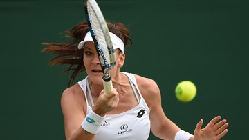 30-06-2016 20:51 Wimbledon: awans Radwańskiej do 3. rundy, kontuzja Konjuh
