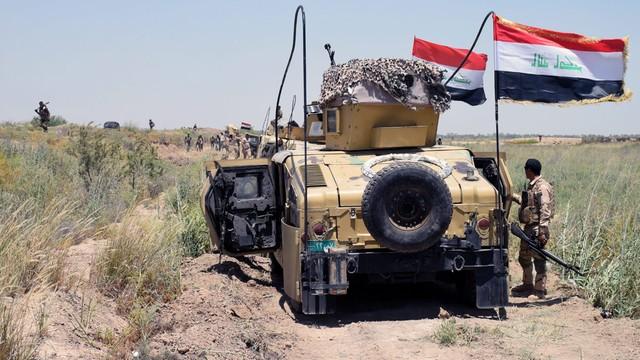 Irak: siły rządowe i bojówki szyickie zacieśniają okrążenie Faludży