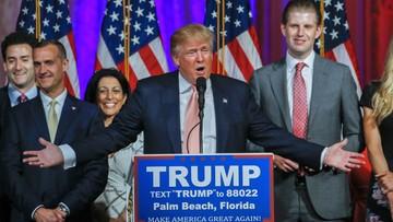 01-04-2016 18:34 Trump najbardziej nielubianym kandydatem w wyborach prezydenckich