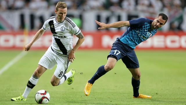 Legia zmierzy się z Albańczykami w trzeciej rundzie LE