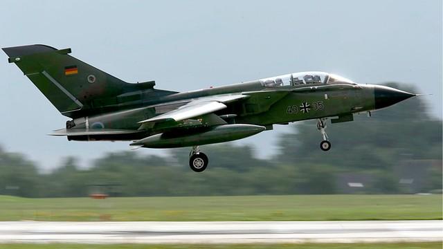 Niemieckie lotnictwo w rozsypce - ponad połowa samolotów Tornado nie nadaje się do użytku