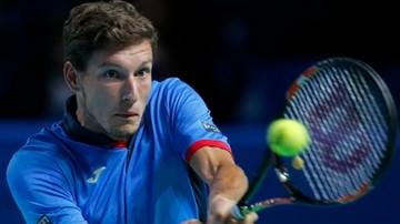 2016-10-22 ATP Moskwa: Carreno Busta i Fognini zagrają w finale