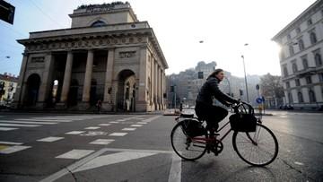 W Mediolanie zakaz ruchu samochodów prywatnych. Z powodu smogu