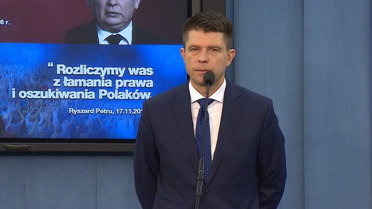 Petru: Polska idzie na Wschód, nie dziwię się zaniepokojeniu Europy