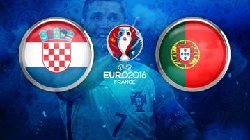 Chorwacja - Portugalia: Transmisja w Polsacie Sport 2