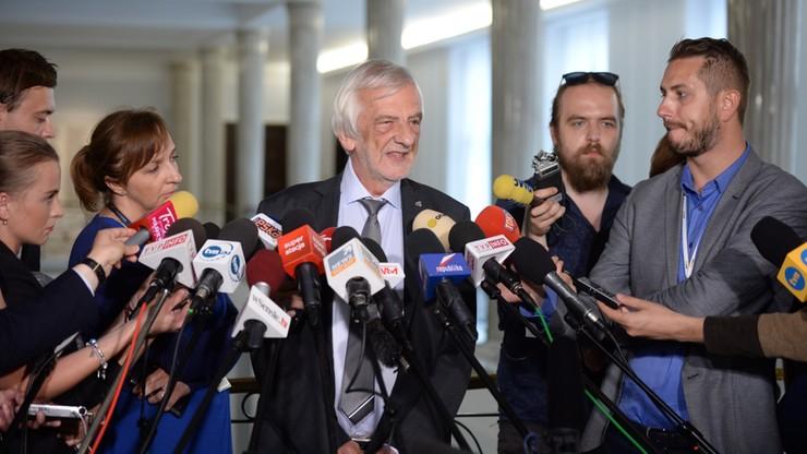 Terlecki: wniosek o sankcje Rosji wobec Polski nie wywołuje zdziwienia