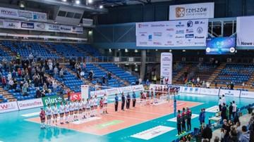 2016-12-30 Siatkarski klub z Rzeszowa ma nowy herb!