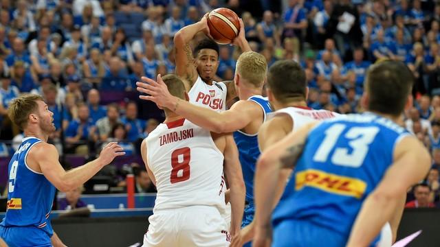 ME koszykarzy – Polska - Islandia 91:61
