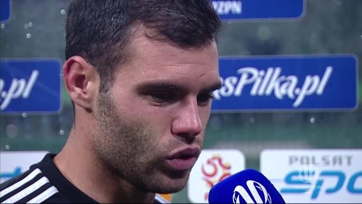 Nikolić: Chciałbym zagrać z Polską na Euro