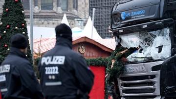 20-12-2016 11:01 Niemcy miały ostrzeżenia z różnych źródeł o możliwych atakach terrorystycznych na jarmarki świąteczne