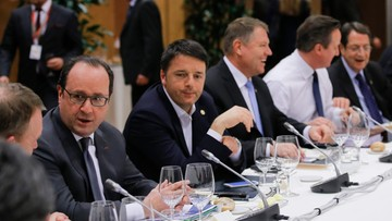 19-02-2016 22:01 Szczyt UE: propozycja kompromisu z W. Brytanią przekazana przywódcom