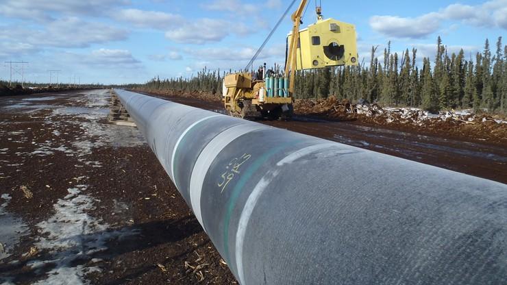 Ekolodzy chcą od niemieckiego rządu wycofania się z Nord Stream 2