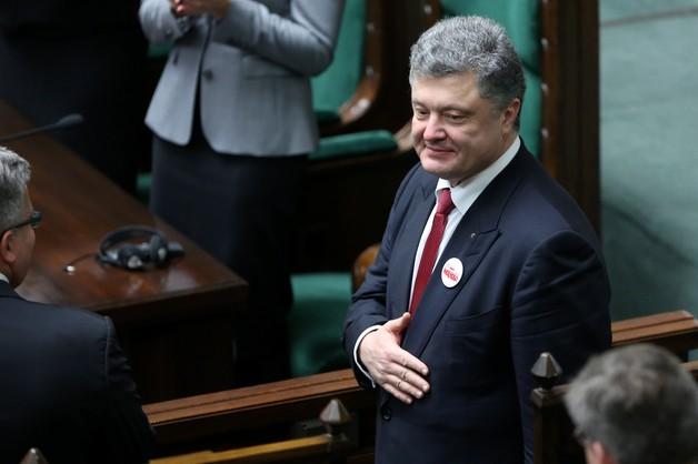 Prezydent Ukrainy: razem jesteśmy niezwyciężeni