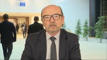 """""""To jest karykatura"""" - profesor Legutko o działalności Tuska w UE"""