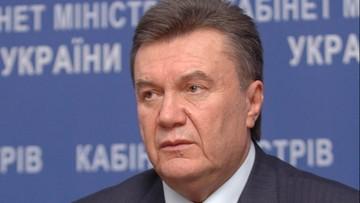 16-06-2017 15:52 26 czerwca rozpocznie się proces byłego prezydenta Ukrainy oskarżonego o zdradę stanu