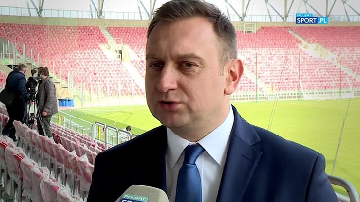 Wiceprezydent Łodzi: Było wiele dyskusji czy stadion Widzewa w ogóle ma być zmodernizowany