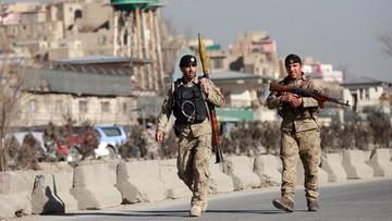 01-02-2016 12:33 Afganistan: 10 zabitych w samobójczym zamachu w Kabulu