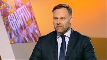 """25-05-2016 10:16 Minister Jackiewicz o """"złotym mercedesie"""": mówiłem prawdę. On mógł być nawet różowy"""