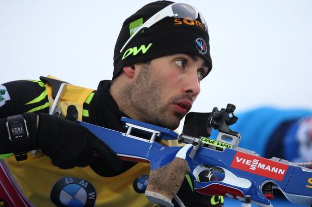 PŚ w biathlonie - czwarta z rzędu Kryształowa Kula Fourcade'a