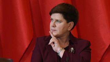 14-03-2016 21:30 Szydło rozmawiała z Merkel. Półgodzinna dyskusja m. in. o kryzysie migracyjnym