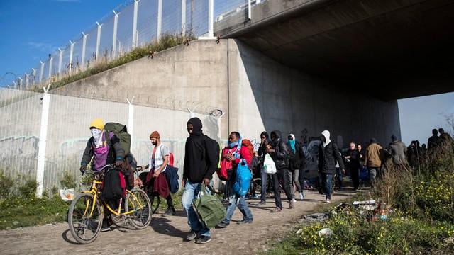 Francja: władze poinformowały o opróżnieniu dżungli w Calais
