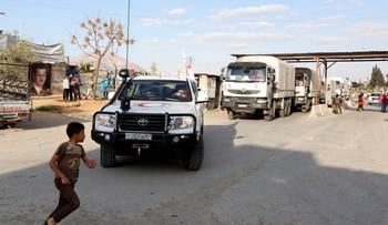 05-03-2016 13:21 Syryjskie Obserwatorium: tam gdzie obowiązuje rozejm kilkakrotnie mniej zabitych