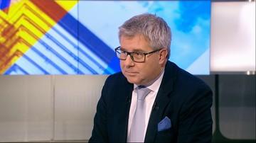 Legutko: polski rząd nie może poprzeć Tuska