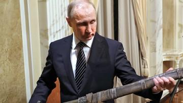 30-12-2016 21:26 Trump: zawsze wiedziałem, że Putin jest inteligentny