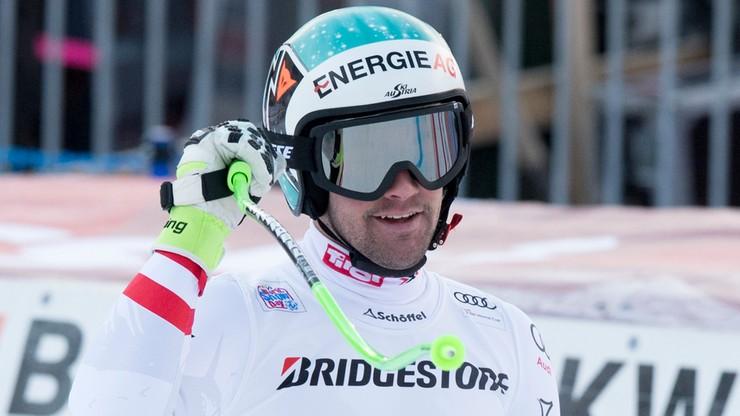 Alpejski PŚ: Kriechmayr prowadzi po zjeździe do kombinacji w Wengen