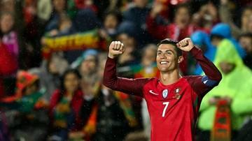 2017-03-25 El. MŚ 2018: Dublet Ronaldo i pewne zwycięstwo Portugalii z Węgrami