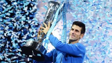 2015-11-22 ATP Finals: Djokovic najlepszym tenisistą roku! Triumf Serba w Londynie, Federer rozbity w dwóch setach!
