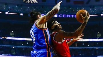 2015-11-06 NBA: Rose poprowadził Chicago do zwycięstwa