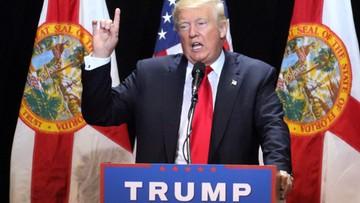 """13-06-2016 05:42 Trump chce dymisji Obamy. Spór o """"radykalny islam"""""""