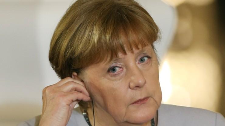 Merkel: Niemcy pomogą Egiptowi w uszczelnieniu granicy