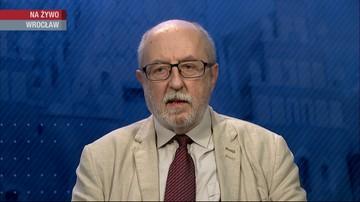 """30-05-2017 20:24 Poseł PiS porównuje katastrofę smoleńską do wypadku Kubicy w Montrealu. """"Obrażenia ofiar raczej potwierdzają hipotezę zamachu"""""""