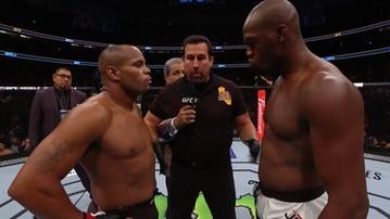 2017-07-31 UFC: Cormier zabrał głos po nokaucie z rąk Jonesa