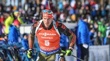 2017-03-11 PŚ w biathlonie: Peiffer najlepszy w biegu na dochodzenie