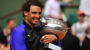 2017-06-11 Nadal: Ten 10. triumf jest bardzo wyjątkowy