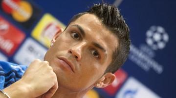 2016-02-17 Ronaldo wyszedł z konferencji prasowej. Nie spodobało mu się pytanie (WIDEO)