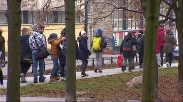 Rodzicielski strajk szkolny - rodzice nie posłali dzieci do szkół