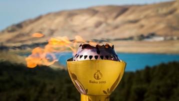 2015-07-02 Iwańczyk po IE w Baku: Sport ma zbliżać, a nie separować