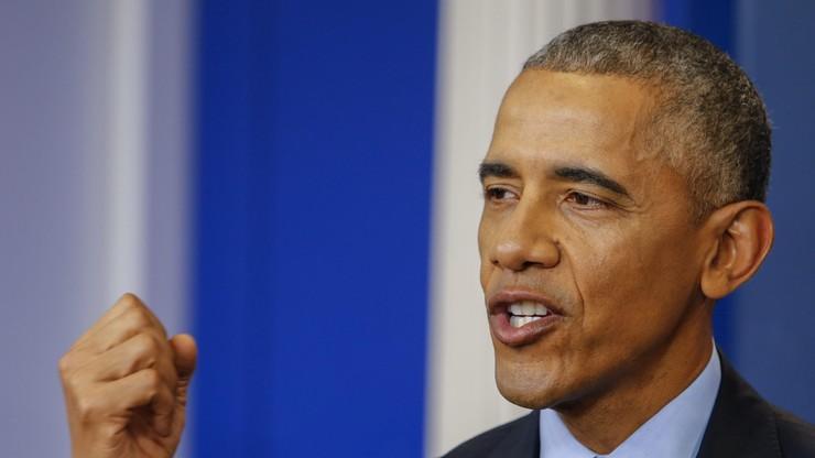 Obama: po złożeniu urzędu zabiorę głos, gdy wartości USA będą zagrożone