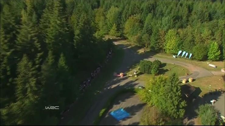 Latvala liderem, Kubica siódmy we Francji
