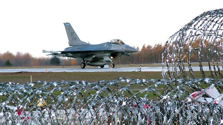NATO-wskie myśliwce przechwyciły rosyjskie samoloty nad Morzem Bałtyckim
